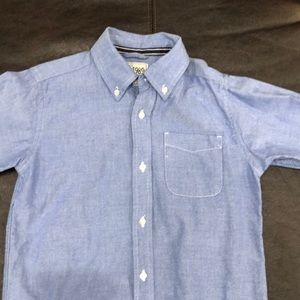 Boys Children's Place button up shirt